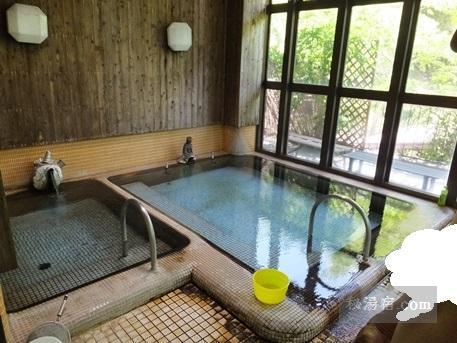 【長野】鹿教湯温泉 河鹿荘 日帰り入浴 ★★★