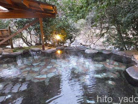 【静岡】船原温泉 山あいの宿 うえだ 宿泊 その3 お風呂編
