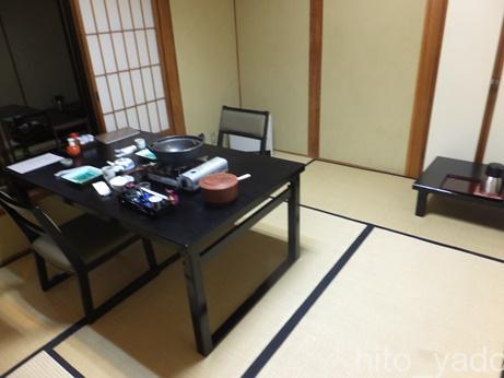 小梨の湯 笹屋 食事29