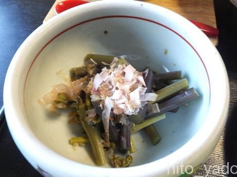 小梨の湯 笹屋 食事34