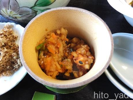 小梨の湯 笹屋 食事39