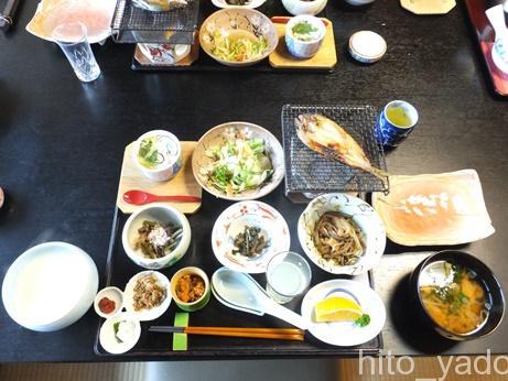 小梨の湯 笹屋 食事30