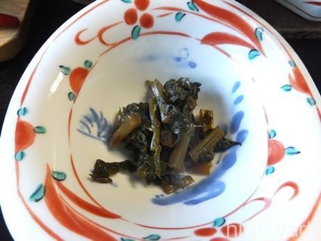 小梨の湯 笹屋 食事35
