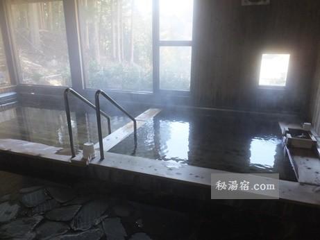 【山梨】奈良田の里温泉 女帝の湯 日帰り入浴 ★★★+