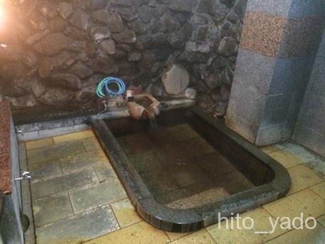 四万温泉 河原の湯 共同浴場 ★★★