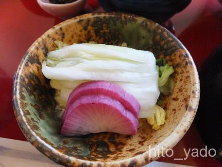 鶴の湯別館 朝食5