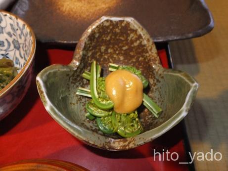 鶴の湯別館 夕食-12
