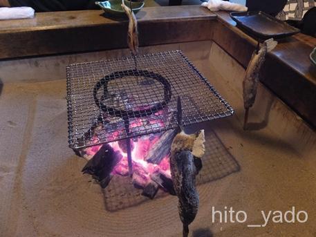 鶴の湯別館 夕食-11
