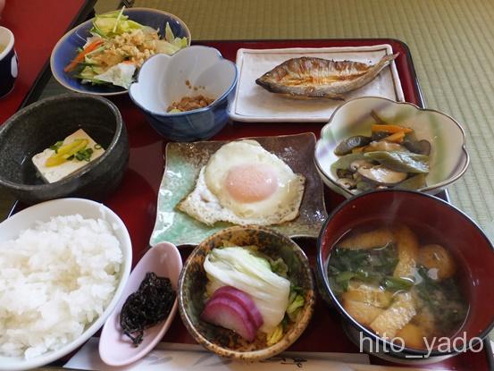 鶴の湯別館 朝食8