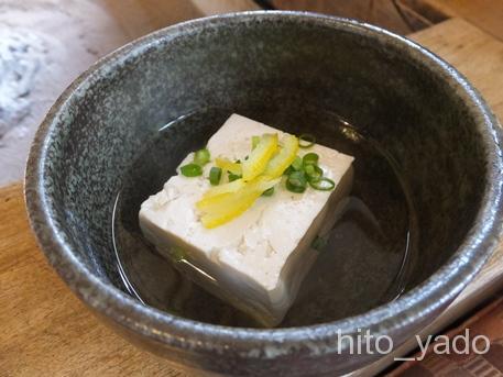 鶴の湯別館 朝食1