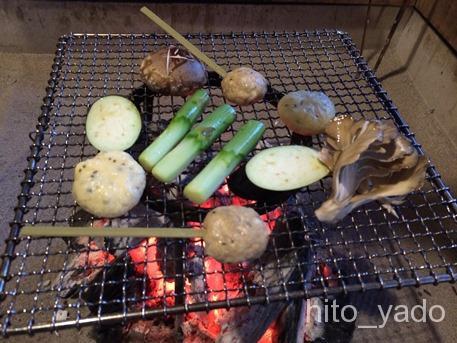 鶴の湯別館 夕食-18
