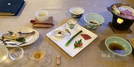糠平温泉 中村屋-夕食26