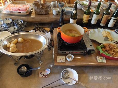 糠平温泉 中村屋-朝食2