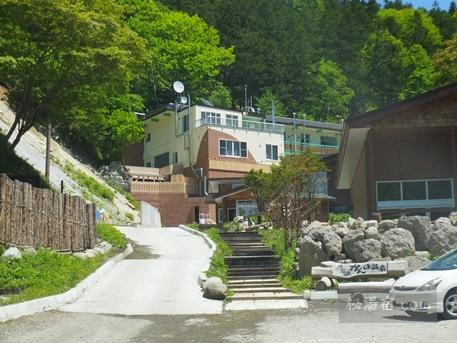 然別峡かんの温泉6