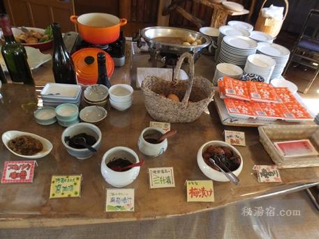 糠平温泉 中村屋-朝食9