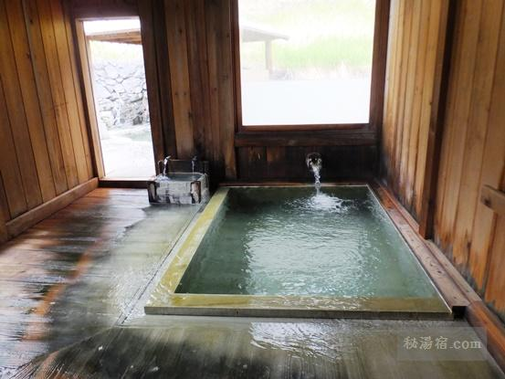 山の宿 野中温泉 [別館] 日帰り入浴 ★★★★