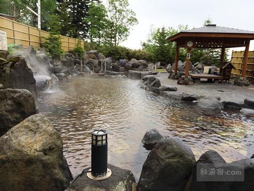 【北海道】吹上温泉 保養センター白銀荘 日帰り入浴 ★★★★