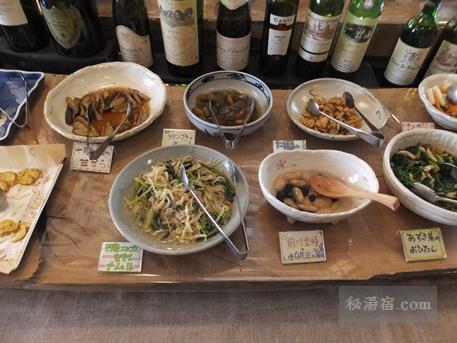 糠平温泉 中村屋-朝食4