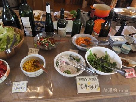 糠平温泉 中村屋-朝食8