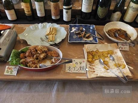 糠平温泉 中村屋-朝食3