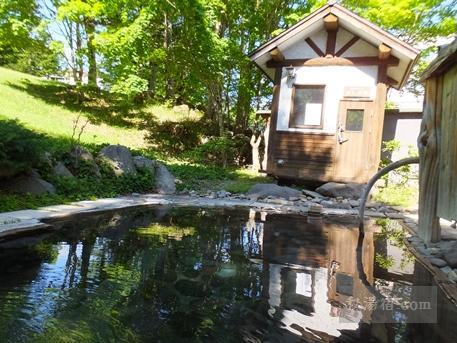 【北海道】糠平温泉 中村屋 宿泊 その3 お風呂編