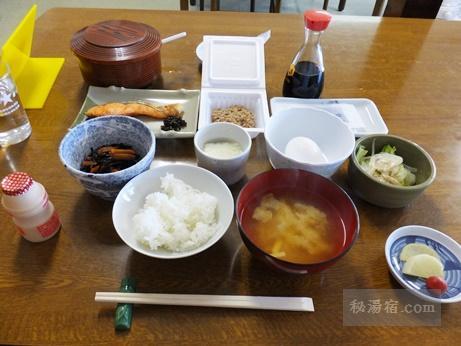 国見温泉 石塚旅館-朝食1