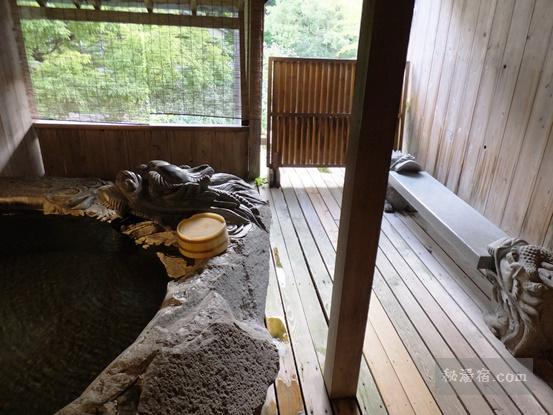 湯の小屋温泉 龍洞99