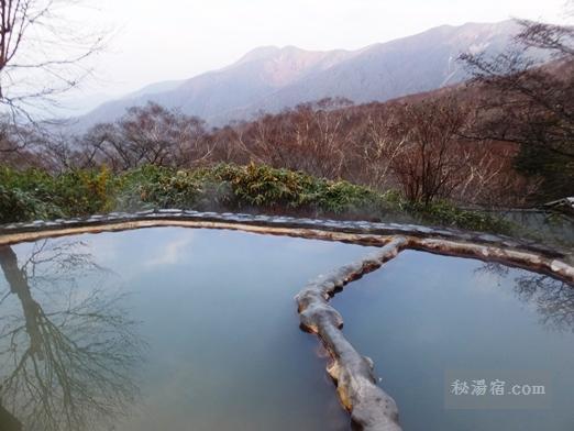 【栃木】三斗小屋温泉 煙草屋旅館 宿泊 その3 お風呂編