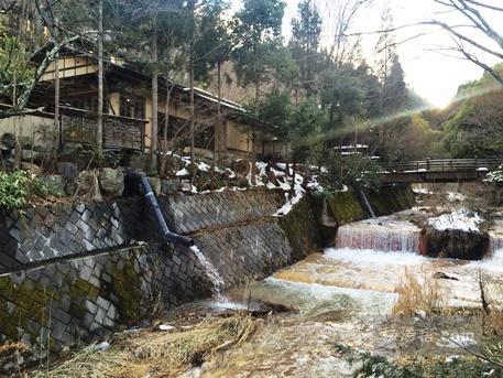 仙仁温泉 岩の湯 2016-34