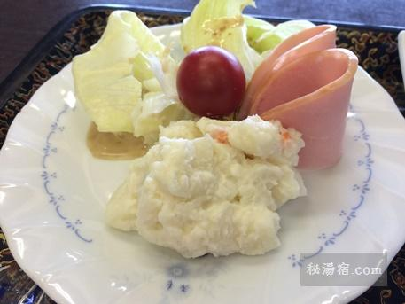 須川高原温泉2016朝食6