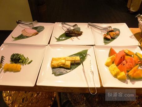 沓掛温泉 満山荘 朝食5