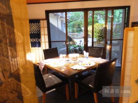 沓掛温泉 満山荘 夕食11