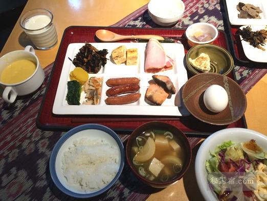 沓掛温泉 満山荘 朝食23