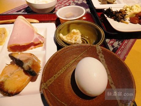 沓掛温泉 満山荘 朝食17