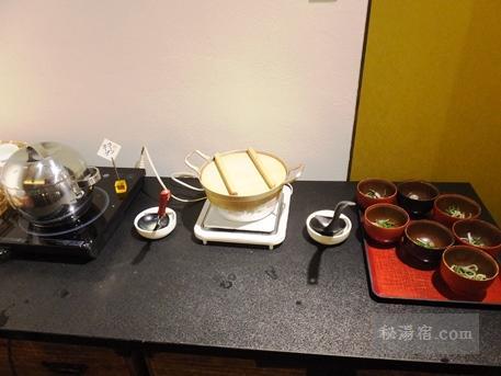 沓掛温泉 満山荘 朝食8