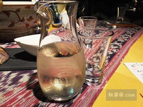 沓掛温泉 満山荘 夕食36