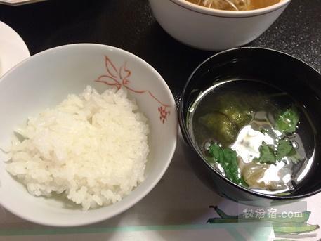 草津ホテル 夕食24