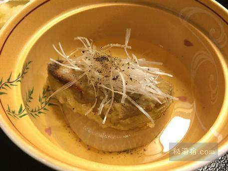草津ホテル 夕食21