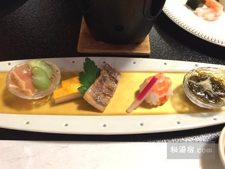 草津ホテル 夕食5