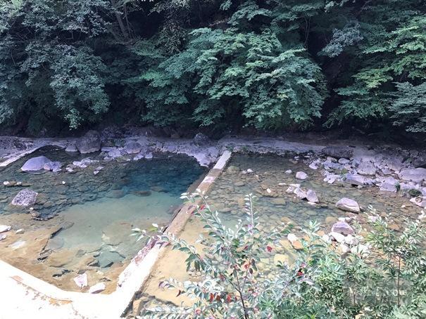 尻焼温泉 川の湯 露天風呂 日帰り入浴 ★★★★