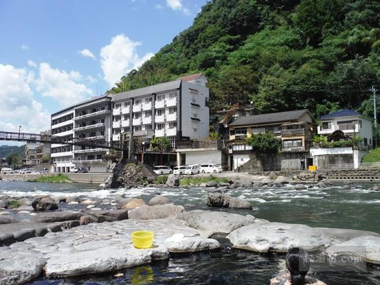 天ケ瀬温泉 5つの共同浴場 露天風呂 巡り ★★★