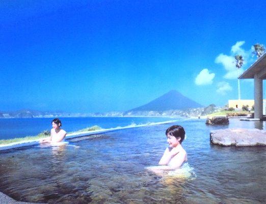 【鹿児島】指宿  ヘルシーランド 露天風呂 日帰り入浴 ★★★★