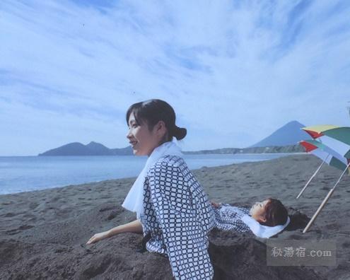 【鹿児島】指宿 山川砂むし温泉 砂湯里 ★★★+