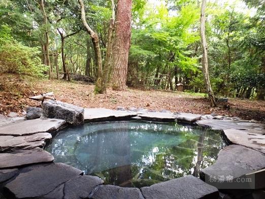 旅行人山荘の貸切風呂 ひのきの湯