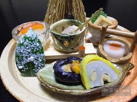 【熊本】黒川温泉 山の宿 新明館 宿泊 その2 お食事編