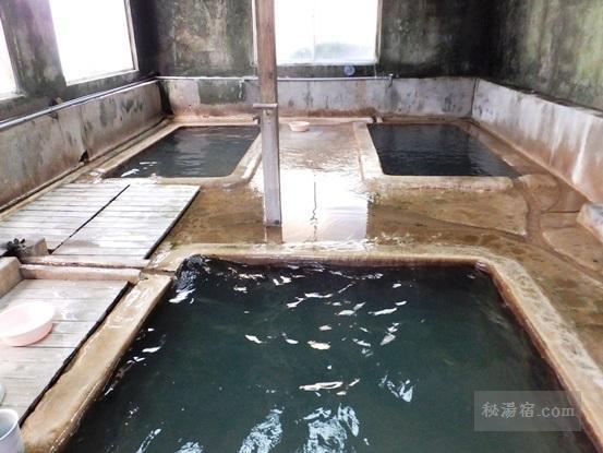 道南の混浴のある温泉