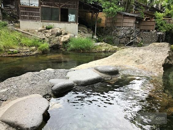 【栃木】湯西川温泉 薬研の湯  ★★★+