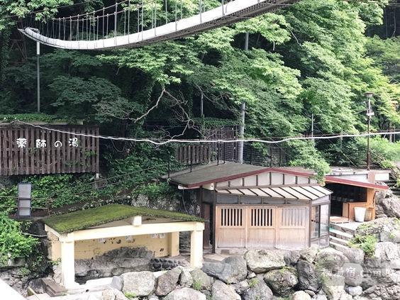 川治温泉 共同浴場 薬師の湯 ★★★+
