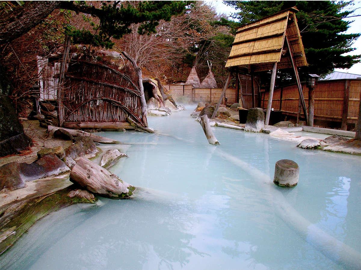 【福島】高湯温泉 安達屋旅館 日帰り入浴 ★★★★