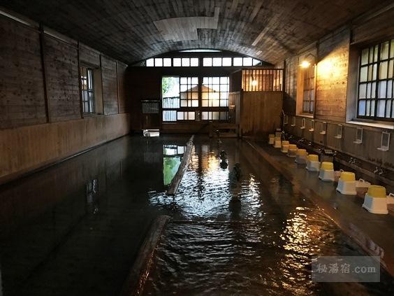 【静岡】千人風呂 金谷旅館 宿泊 その3 お風呂編